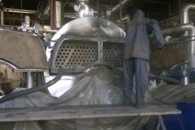 Čišćenje kotlova